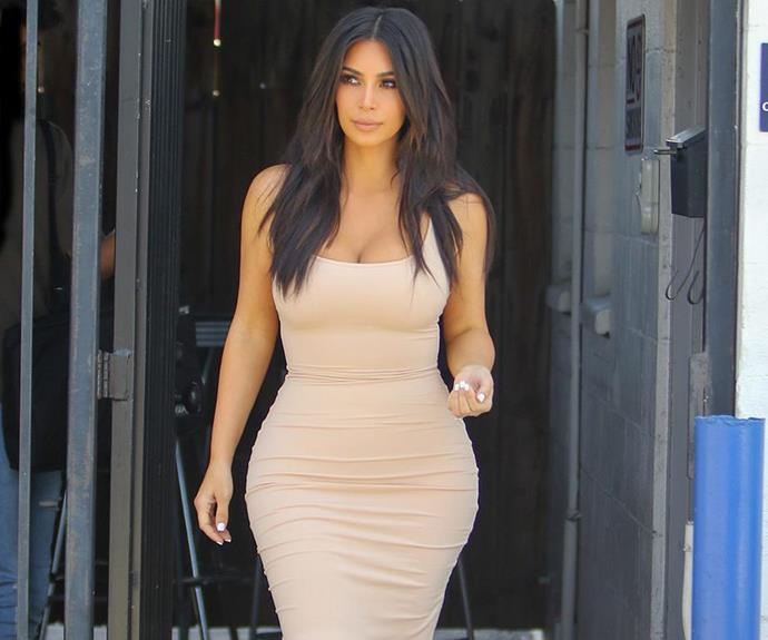 "The 36-year-old reality star has always been a believer in the regime having used it to shape up after both her first and second pregnancies. **Click here to find out [Kim Kardashian's day on a plate!](http://www.nowtolove.com.au/health/fitness/kim-kardashian-poses-nude-on-the-cover-of-gq-21838|target=""_blank"")**"