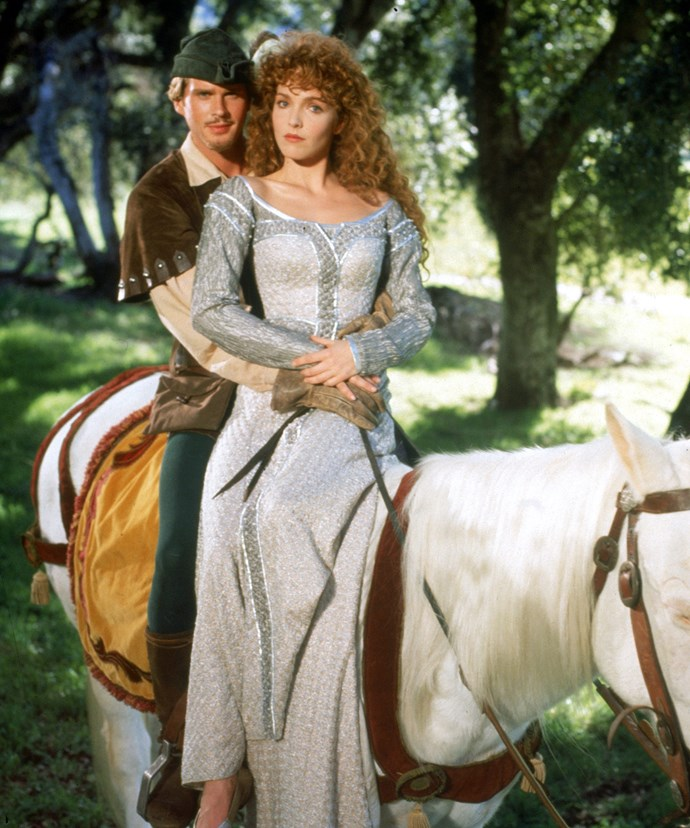 We could so see Margot as Maid Marion...