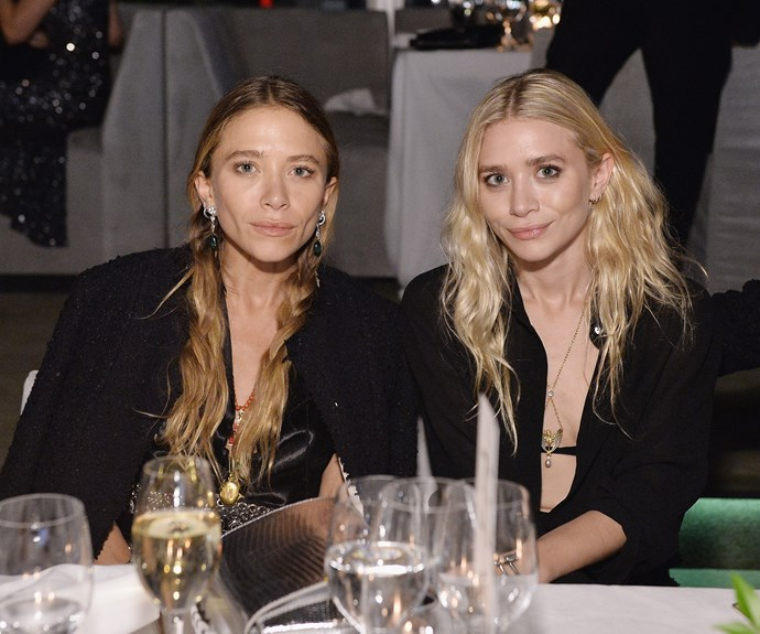 Mary-Kate and her sister Ashley run a successful fashion empire.