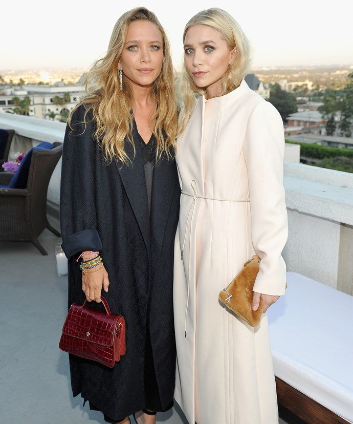 Mary-Kate and Ashley stay out of the spotlight by staying off social media.