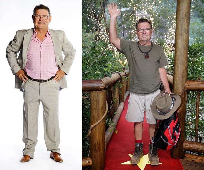 Steve lost 10kgs