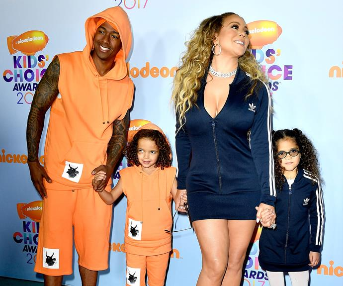Nobody does twinning quite like this family!