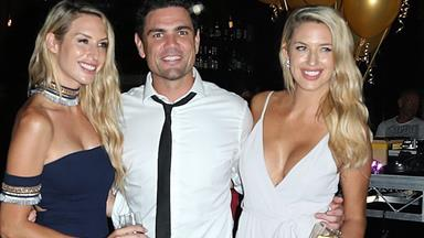 It's a MAFS reunion! Jonesy and the twins hit the town
