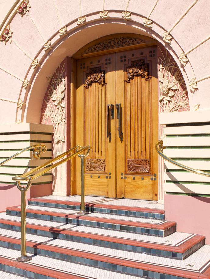 Art Deco at its best in Napier