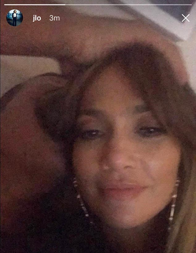 JLo and ARod sent fans crazy after posting this loved-up snap on her Instagram story.