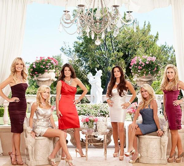**4. Real Housewives** The Real Housewives show in any city will definitely make you envious of all the time and money they have to plan and attend endless social events.