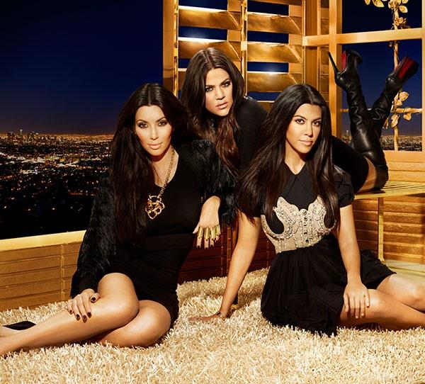 **7. Keeping Up With The Kardashians** The Kardashian clan showcase their world of family, photo shoots, business ventures and trying to handle what the media says about them.