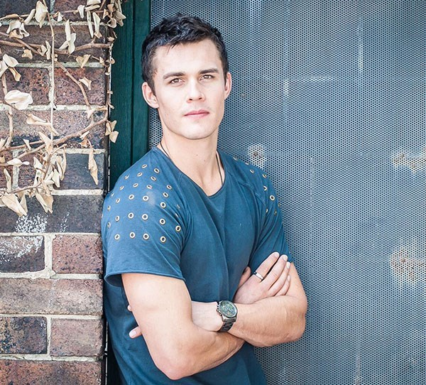 **3. Andrew Morley - Home And Away** <br><br> Andrew joined the residents of Summer Bay in 2013 as Spencer Harrington and spent two years there before leaving.