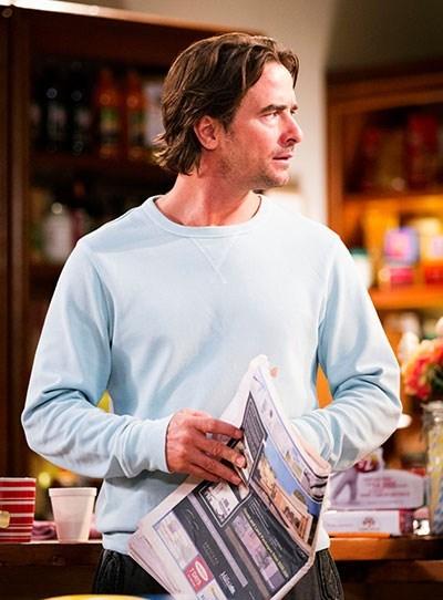 **6. Kip Gamblin - Neighbours** <br><br> Kip portrayed father-of-five Brad Willis in *Neighbours*.