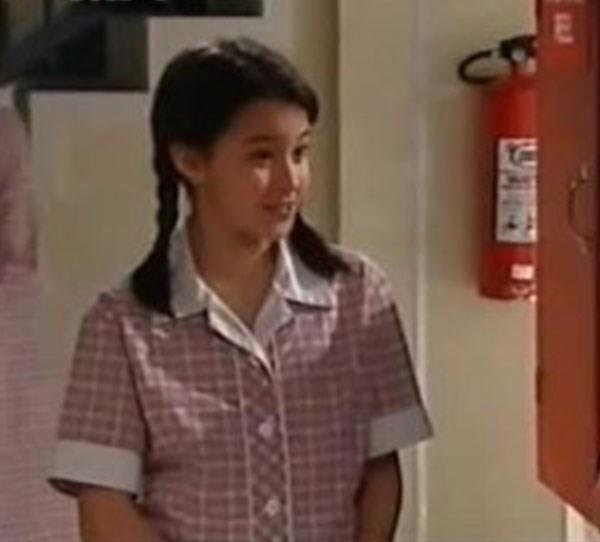 **13. Rhiannon Fish - Neighbours** <br><br> Before her Summer Bay days, Rhiannon popped up in *Neighbours* in a small role as Lisa Jeffries.