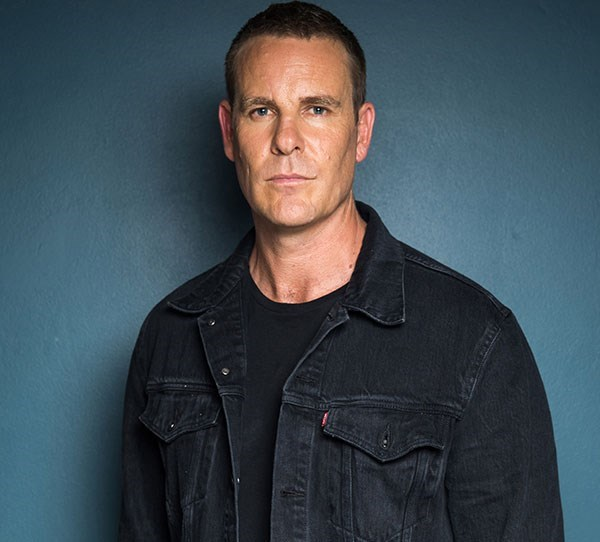 **Now: Aaron Jeffery** <br><br> Aaron has been a familiar face on Aussie TV since finishing his *McLeod's Daughters* role. You may have seen him recently in *Neighbours, Wentworth* and *Janet King*.