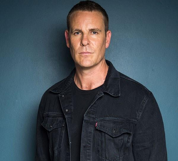 **Now: Aaron Jeffery** <br><br> Aaron has been a familiar face on Aussie TV since finishing his *McLeod's Daughters* role. You may have seen him recently in *Neighbours, Wentworth*, *Between Two Worlds*, *Underbelly Files: Chopper* and *Janet King*.