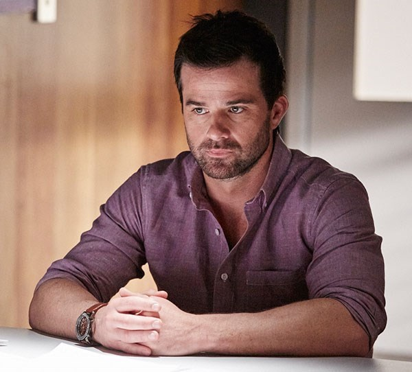 **Now: Charlie Clausen** <br><br> You're sure to remember Charlie's follow-up role as Alex Kirby in *Blue Heelers.* He was a regular on *Home and Away* for five years, until 2017, and played Danny Michaels in the Stan series *Wolf Creek.*