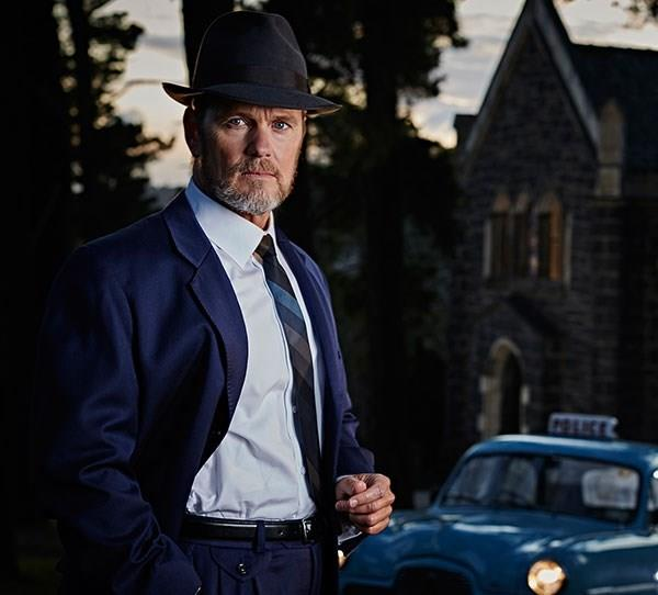 **Now: Craig McLachlan** Craig has been starring as Lucien Blake in *The Doctor Blake Mysteries* since 2013. He also stars in *The Wrong Girl*, has appeared on *True Story with Hamish and Andy* and has scored a role in upcoming sci-fi movie, *Restoration*.