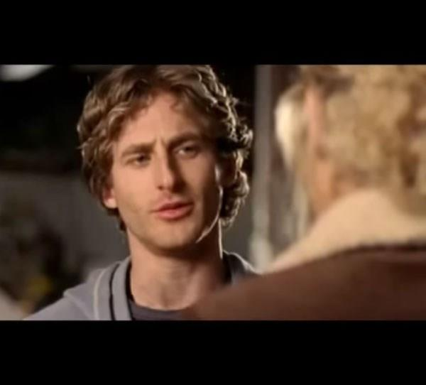 **Then: Dean O'Gorman** Remember bad boy, Luke? He was played by another Kiwi star, Dean O'Gorman. However, his short time on the show ended when Luke was sent to jail.