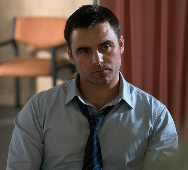 **Now: Dustin Clare** Dustin went on to star in the US series, *Spartacus* before returning to Australia to star in *ANZAC Girls* and *Wolf Creek*.