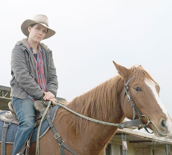 **Then: Michala Banas** <br><br> Michala joined the show in season four as Kate Manfredi, a former classmate of Jodi. She was a farm hand at Drover's but later left for Africa with Dave.