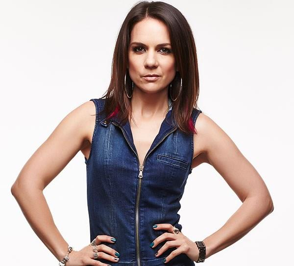 **Now: Michala Banas** <br><br> She has remained a regular figure on Australian telly, scoring roles in *Neighbours, Upper Middle Bogan* and *Nowhere Boys*. She currently stars on Nine's drama series *Bad Mothers.*