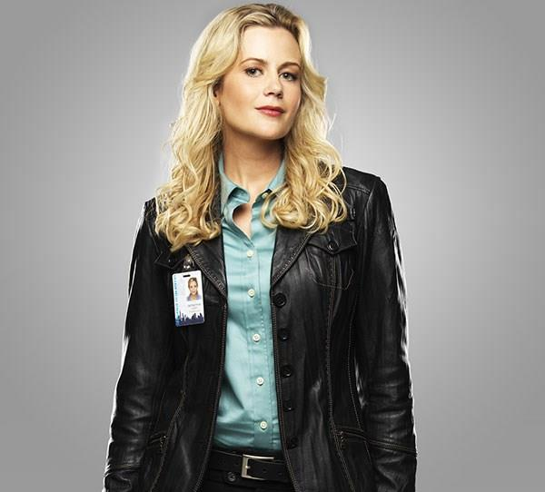 **Now: Rachael Carpani** <br><br> She has since scored roles in *The Glades,* *Against The Wall* and *800 Words.*