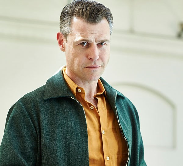 **Now: Rodger Corser** <br><br> Following his *McLeod's* role, Rodger has starred in many Aussie favourites, including *Home And Away*, *Rush, Glitch, The Doctor Blake Mysteries* and *Doctor Doctor*. In 2018 he was nominated for the TV WEEK Gold Logie Award.