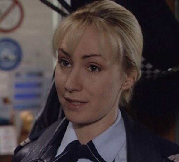 **Maggie (Lisa McCune) in *Blue Heelers* (2000)** For years, Maggie was Australia's sweetheart. So it was a very dark day when she was shot. As PJ (Martin Sacks) held her and gave her one last kiss, her life slowly ebbed away. For many fans, *Blue Heelers* was never the same again.