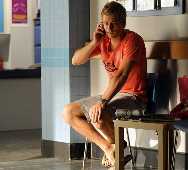 **Romeo (Luke Mitchell)** The young surfer found out he had terminal stage four melanoma. Rather than tell his wife Indi (Samara Weaving) that he was going to die, Romeo left Summer Bay. After his exit, Indi received news that Romeo had passed away.