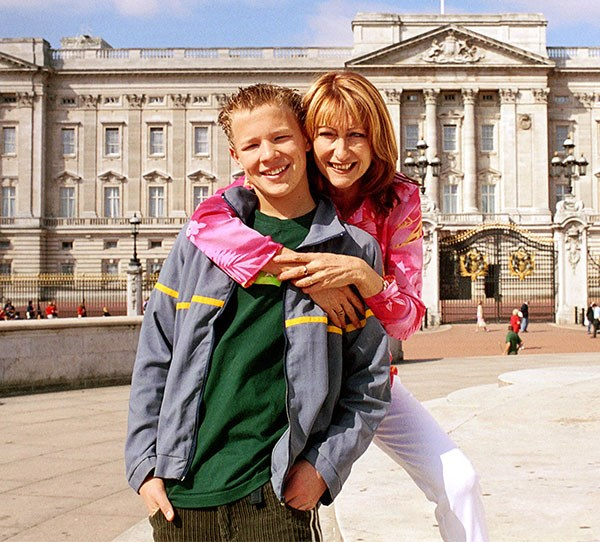 **4. Nick Smith (Chris Egan)** The two siblings travelled to London with Irene in 2001.