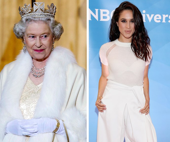 New reports claim Meghan is set to meet Queen Elizabeth on March 26.