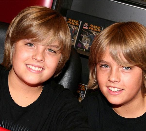 **Dylan and Cole Sprouse** Dylan and Cole Sprouse made us all want to live in a hotel and run amuck in *The Suite Life of Zack and Cody*, which later became *Suite Life on Deck*.