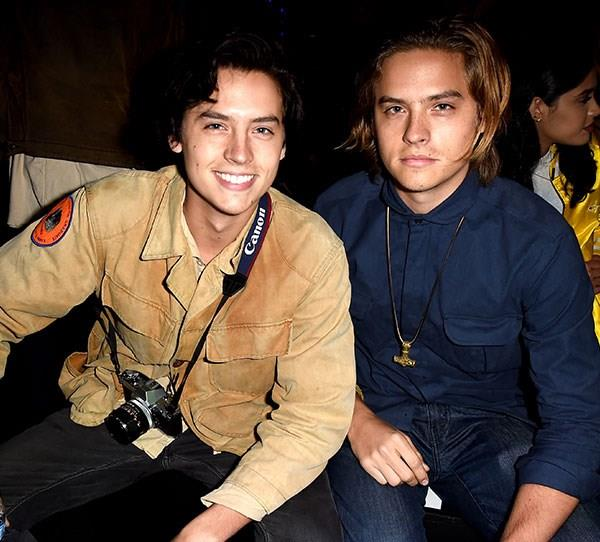 **Now?** Cole is a photographer and stars as Jughead Jones on *Riverdale*, the adaptation of the Archie comics, and Dylan is opening a mead brewery in NY.