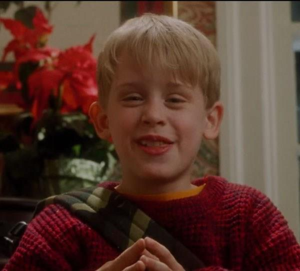 **Macaulay Culkin** He stole our heart as the boy who just wouldn't let the bad guys win in *Home Alone*.