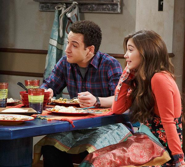 **Now?** Ben never strayed too far from his role as Cory, reprising his role to play Riley's dad for spin-off *Girl Meets World*.
