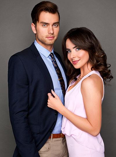 **Ashleigh Brewer - Now** The brunette stunner then jumped soap - and continent - to star as *The Bold And The Beautiful's* Ivy Forrester.