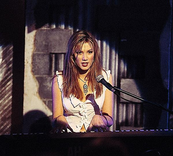 **Delta Goodrem** The character of Nina Tucker launched girl-next-door Delta to stardom.