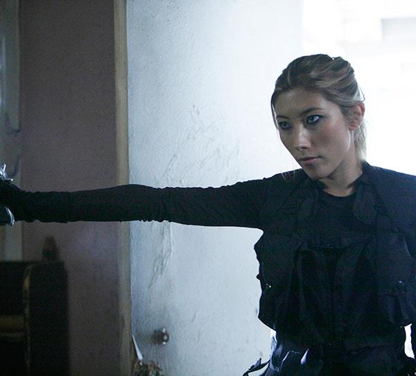 **Dichen Lachman - Now** She made the move to Hollywood after finishing up on *Neighbours* where she scored roles in Joss Whedon sci-fi series *Dollhouse, Agents Of S.H.I.E.L.D* and *The 100*.