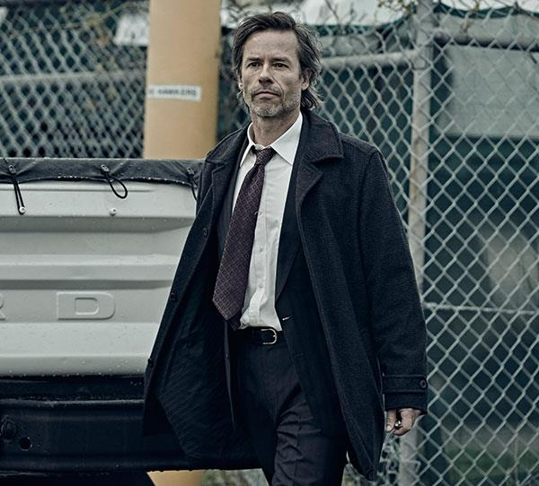 **Guy Pearce - Now** After his time on *Neighbours*, Guy made an impact in both Australia and America. He has starred in everything from hit Marvel movie *Iron Man 3* to Australian crime drama *Jack Irish*.