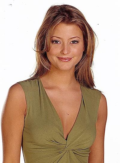**Holly Valance** Holly played Scully sister, Flick, for three years.
