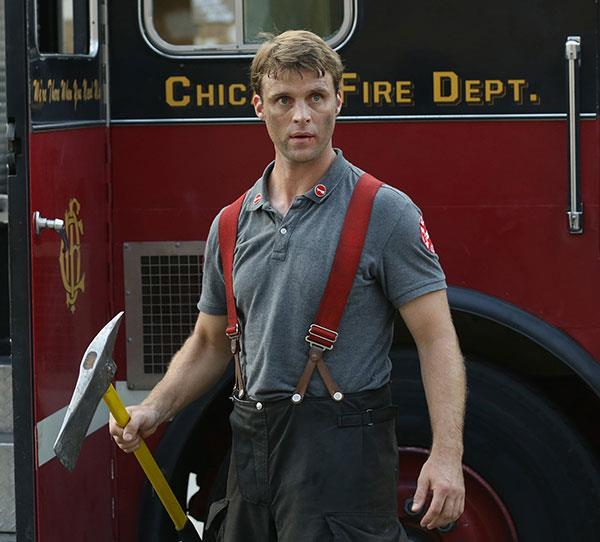 **Jesse Spencer** Upon leaving Erinsborough, Jesse found fame overseas in medical drama *House* and is currently starring in *Chicago Fire*.