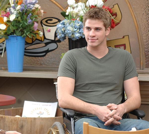 **Liam Hemsworth** This one might make you do a double-take! Who else forgot that before he was a Hollywood megastar, Liam played wheelchair-bound troublemaker Josh Taylor?