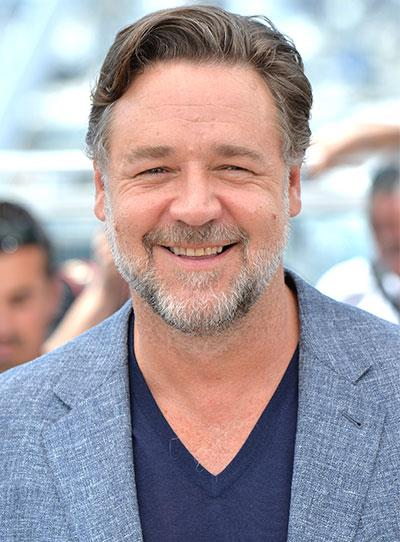 **Russell Crowe** Ol' Rusty is now a Hollywood megastar starring in everything from *Gladiator* to *A Beautiful Mind*. He even sings!
