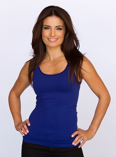"**Ada Nicodemou**  Moving on from the show, [Ada](http://www.nowtolove.com.au/tags/ada-nicodemou|target=""_blank"") now plays iconic *Home And Away* character, Leah. She has been in the role for a huge 16 years!"