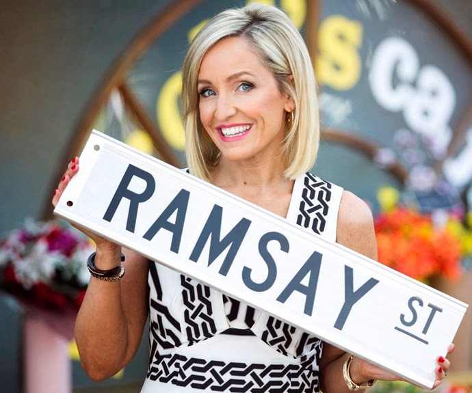 Fifi joined the cast of *Neighbours* last year.
