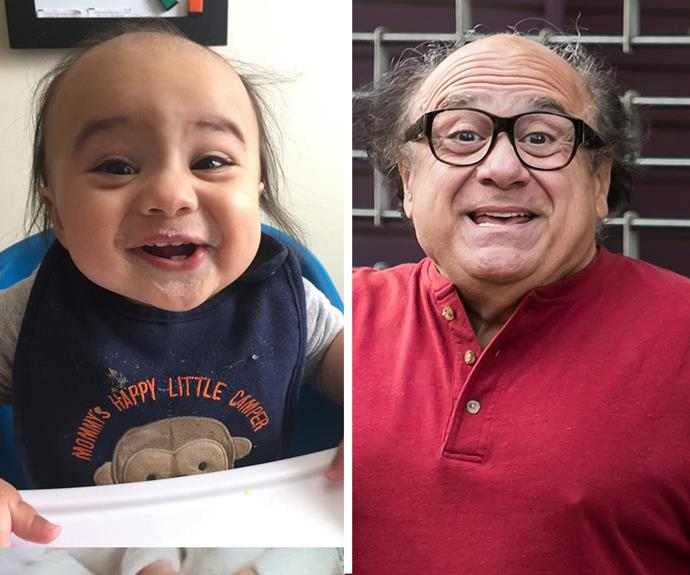Danny DeVito, is that you?
