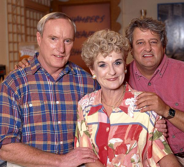 **The Stewarts**  Notable member: Alf Stewart (Ray Meagher) and Ailsa Stewart (Judy Nunn). The Stewarts were one of the original *Home and Away* families. Ailsa may be gone, but Alf's legacy continues.