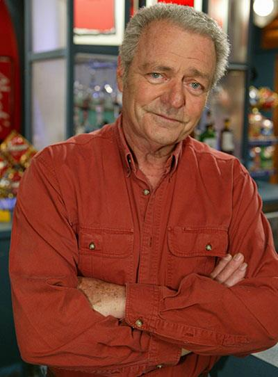 **The Fishers**  Notable member: Donald Fisher (Norman Coburn). Principal Fisher was a long-term fixture on the show – but between former wives and younger girlfriends his family life was always in turmoil.