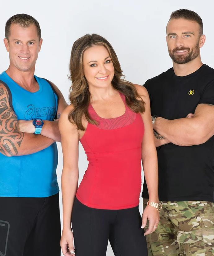 Shannan, Michelle and The Commando were household favourites.