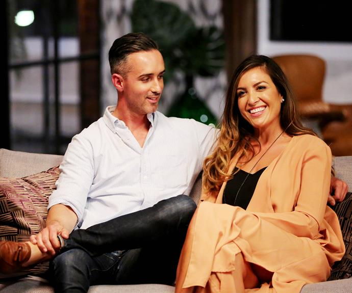 Nadia did share some happy moments with Anthony while on the show.