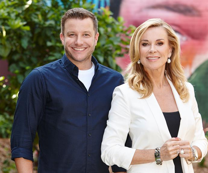 Luke Jacobz and Juliet Ashworth will appear on *Instant Hotel*.