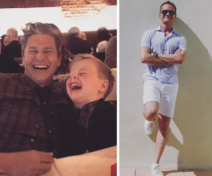 "Neil Patrick Harris and David Burtka just celebrated their 13th anniversary. Neil shared a photo of his leading man and their six-year-old son Gideon, penning, ""Thirteen years and one day ago, I crossed paths with the guy on the left. The adventures have never ceased. The love has never waned. The gifts are never ending (the guy on the right, e.g.). Happy Anniversary, @dbelicious. You're the best."" David also paid tribute to their milestone, gushing, ""Thank you Neil for being compassionate, adventurous, and an all around fantastic man. I love you more than ever."""