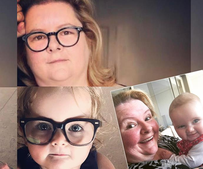David Campbell shared the funniest snap of his little girl Betty, comparing her to the tot's godmother Magda Szubanski. The dad-of-three penned, Betty channeling her amazing Godmother. So cute.""